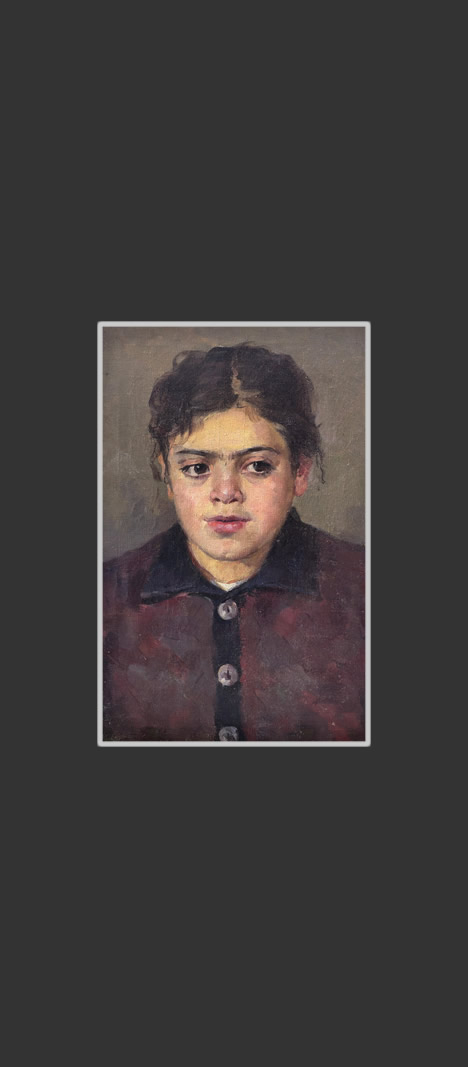 Portrait of the eldest daughter